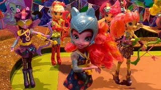 Nonton New My Little Pony Toys From Toy Fair 2015   Equestria Girls  Friendship Games  Playskool Film Subtitle Indonesia Streaming Movie Download