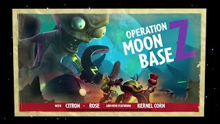 Trailer Moon Base