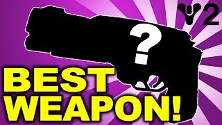 Destiny 2 - What is the best weapon to use in Crucible in the Destiny 2 Beta? The Minuet-42 Hand Cannon has incredible range, accuracy and damage and is a solid weapon all around. It is like having a sniper with no scope. I hope you enjoy the gameplay I have provided showing me using the weapon and hitting some pretty nice shots!Thank you for the awesome support on my first video and I look forward to making more Destiny 2 content for you all! - Spite