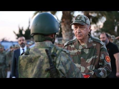 Թուրքիան ընդդեմ Ֆրանսիայի Հունաստանի Իսրայելի Սիրիայի Կոսովոյի քրդերի և բոլորի - DomaVideo.Ru