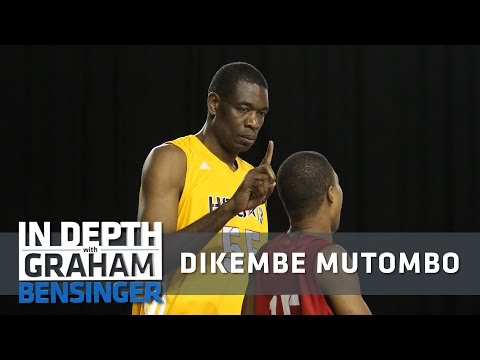 Dikembe Mutombo: Finger Wag Cost Me A Lot Of Money