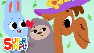 Alice The Camel | Kids Songs | Super Simple Songs