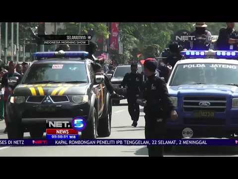 Api Obor Asian Games 2018 Sudah Tiba di Solo - NET 5