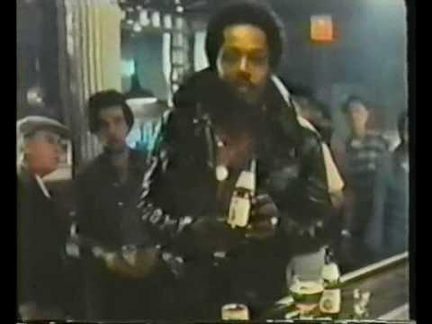 Deacon Jones Miller Lite Beer Commercial