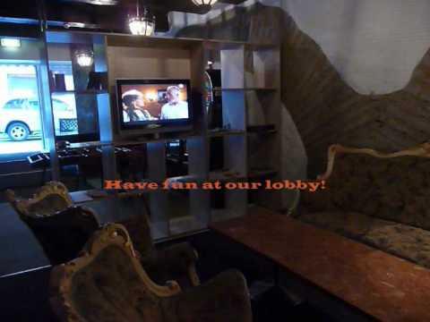 16EUR Hostel Videosu
