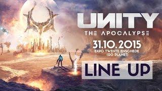 Video UNITY - The Apocalypse | Line up release MP3, 3GP, MP4, WEBM, AVI, FLV November 2017
