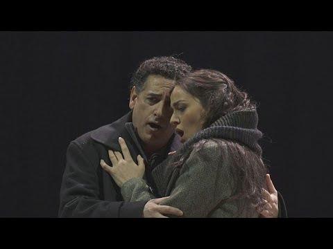 Οι καλύτερες στιγμές της όπερας το 2020: Η «Μποέμ» στην Ζυρίχη…