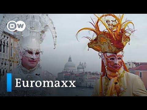 Deutsche Karnevalskostüme für Venedig | Euromaxx