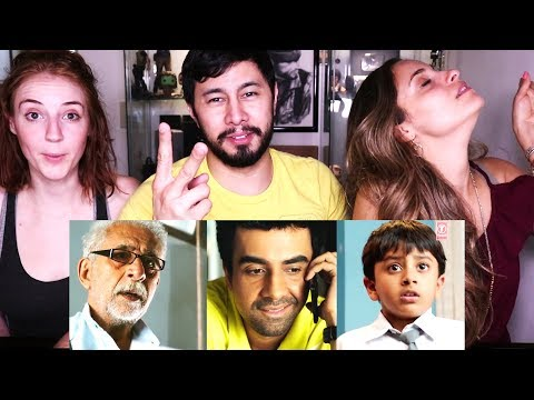 HOPE AUR HUM | Naseeruddin Shah | Naveen Kasturia | Trailer Reaction!