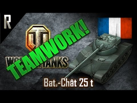 ► World Of Tanks - Teamwork: Bat.-Chat 25t [12 Kills, 10397 Dmg]