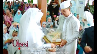Video Suasana Prosesi Akad Nikah Anak Perempuan Aa Gym - Obsesi 19/02 MP3, 3GP, MP4, WEBM, AVI, FLV Januari 2019