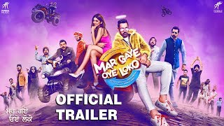 Video Mar Gaye Oye Loko (Official Trailer) Gippy Grewal, Binnu Dhillon, Jaswinder Bhalla | Rel. 31 August MP3, 3GP, MP4, WEBM, AVI, FLV Agustus 2018