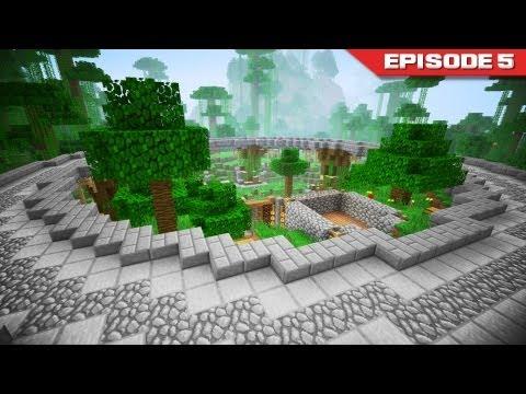 Hermitcraft: Episode 5 - The Micro Jungle