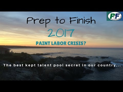 Paint Industry Labor Shortage: BEST Kept Talent Pool SecretPaint Industry Labor Shortage: BEST Kept Talent Pool Secret<media:title />