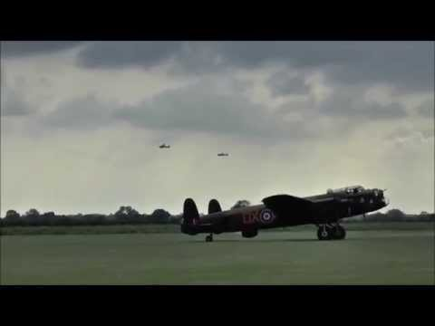 3 Lancasters 2014- Parsound