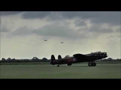 3 Lancasters 2014- Parsound