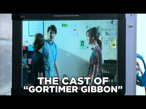 Behinds The Scenes of Gortimer Gibbon's Life on Normal Street