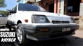Suzuki Khyber 1997 | Detailed Review