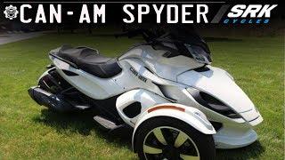 9. 2014 Can Am Spyder Walk around