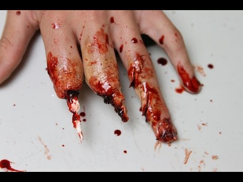 sfx - Alright, I'll try to make some more tutorial using more beginner materials (such as latex and wax, and I've just ordered some gelatine). Products used: -Ben ...