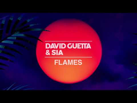 David Guetta & Sia - Flames (teaser)