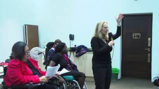 Feminism, Disability And Activism - 01