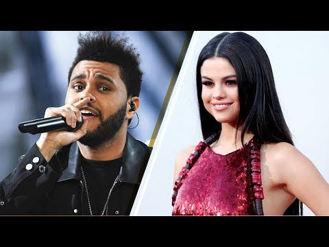 Aww! The Weeknd Writing New Song About Selena Gomez!?