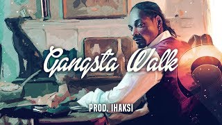 Dope Old School West Coast Hip Hop Beat - Gangsta Walk (Prod. Ihaksi)