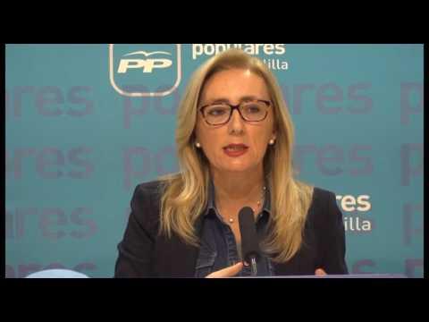Dueñas destaca los objetivos del PP para el año 2017