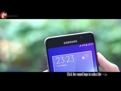 Samsung Galaxy A5 2016 Full Reviews