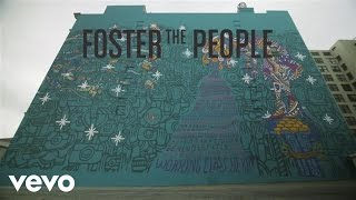Foster The People - Coming of Age (Mural Time-Laps