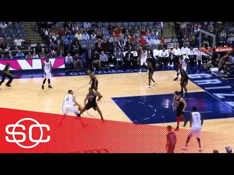 SportsCenter's top 10 NBA plays of the week | March 19, 2018 | ESPN (видео)