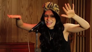 Jessie J covers Michael Jackson's Rock With You