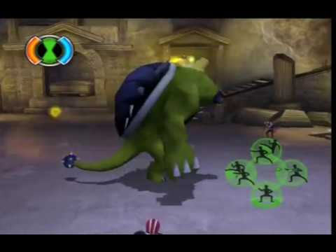 Ben - [PS2] Ben 10 Ultimate Alien Cosmic Destruction - Parte 1 - Español Nivel 1 - Las Catacumbas.