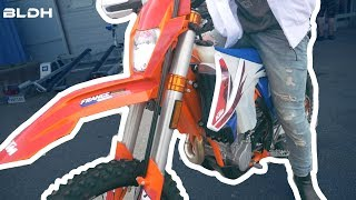 6. I BOUGHT A BRAND NEW 2018 KTM 500 EXC SixDays | BLDH