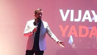 Why I Make People Laugh | Vijay Yadav | TEDxKIET