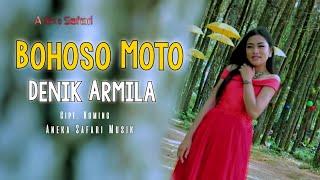 ( #New ) Denik Armila - Bohoso Moto ( Official Music Video )