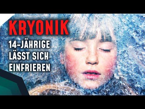 Was steckt hinter Kryonik? Menschen werden bereits eingefroren