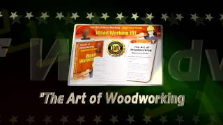 Woodworking THE ART YouTube video