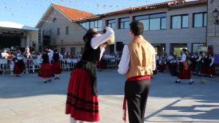 Actuación en las fiestas patronales de El Berrueco