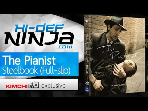 The Pianist KimchiDVD Exclusive #14 Complete Overview (Fullslip Edition) - Hi- Def Ninja.com