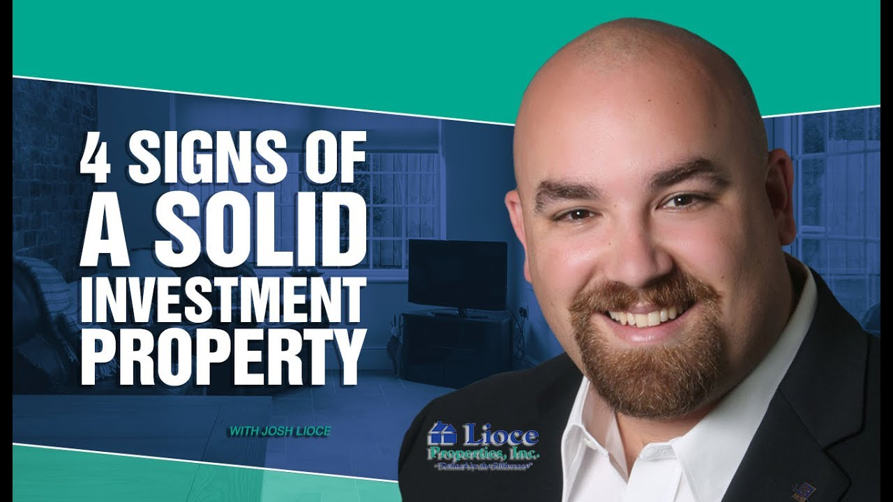 4 Key Factors in Determining in the Strength of an Investment Property