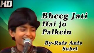 Video Bheeg Jati Hai Jo Palkein Kabhi Tanhai Mein   Rais Anis Sabri 2018   Qawwali Muqabla Hindi MP3, 3GP, MP4, WEBM, AVI, FLV September 2018