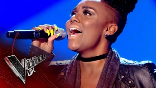 Stacey Skeete 'Shackles': | The Voice UK 2017