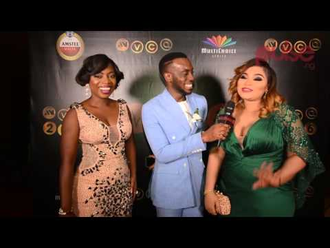 Redcarpet Highlights At AMVCA 2016     Pulse TV Exclusive