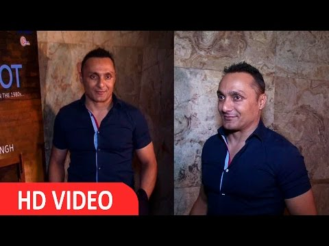 Rahul Bose At Screening Of Punjabi Film Chauthi Koot