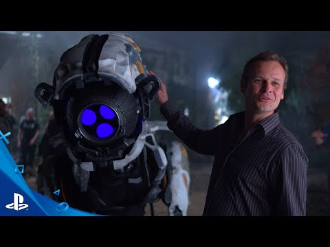 Horizon Zero Dawn - E3 2016 Guerrilla Games Meet The Watcher Trailer | PS4