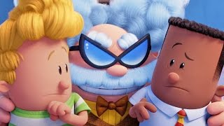 Captain Underpants - Evil Science Teacher | official FIRST LOOK clip & trailer (2017) moviemaniacs by Movie Maniacs