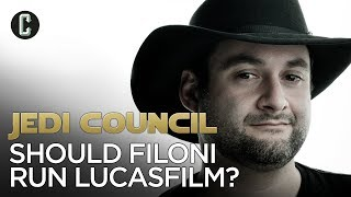 Video Should Dave Filoni Run the Lucasfilm Creative Team? MP3, 3GP, MP4, WEBM, AVI, FLV September 2018