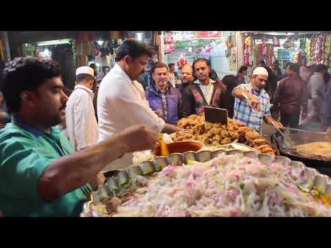 Fried Chicken And Fish Fry | Old Delhi Food Trail | Haji Mohd Hussain | BFR-S02 Ep05